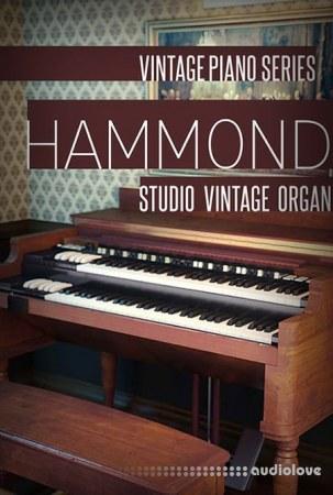 8Dio Studio Vintage Series Studio Organ KONTAKT
