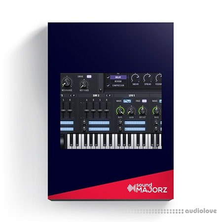 RealTalkBeatz Animosty Sylenth Bank Vol.2 Synth Presets