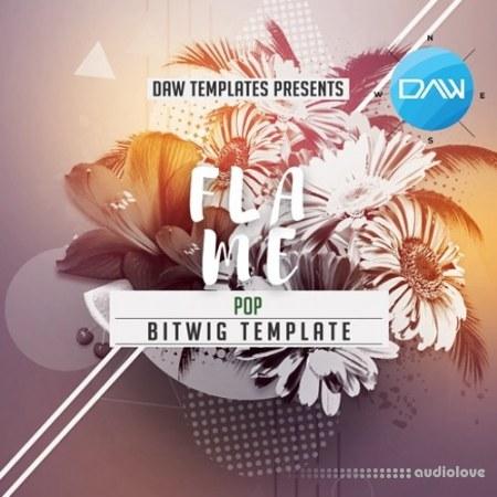DAW Templates Flame Bitwig DAW Template Bitwig