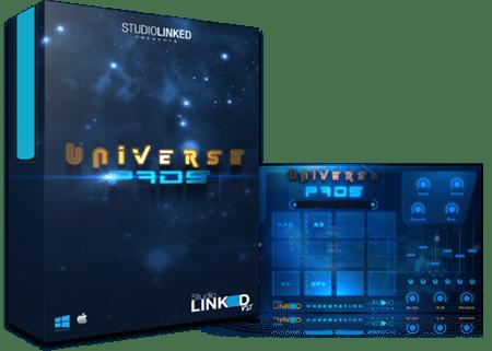 StudioLinkedVST Universe Pads WiN MacOSX