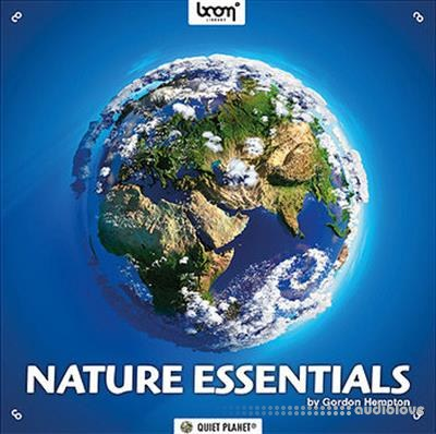Boom Library Nature Essentials WAV