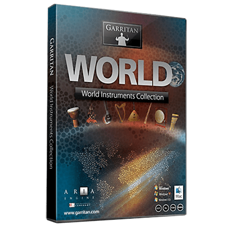 Garritan World Instruments v1.0 WiN MacOSX