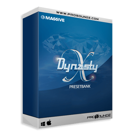 ProSoundz Ni Massive Dynasty X Presetbank Synth Presets