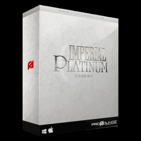 ProSoundz Imperial Platinum Soundkit WAV