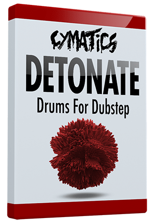 Cymatics Detonate Drums for Dubstep WAV