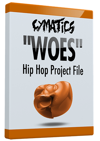 Cymatics Woes: Hip Hop Project File DAW Templates