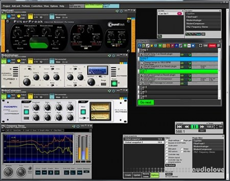 AudioStorm LiveProfessor 2 v2.2.1 WiN