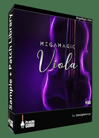 PluginGuru MegaMagic Viola Synth Presets
