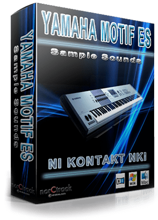 norCtrack Yamaha Motif ES KONTAKT