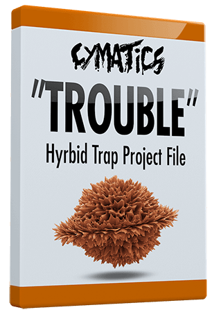 Cymatics Trouble - Hybrid Trap Project File DAW Templates
