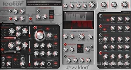 Waldorf Lector v1.1.3 / v1.1.5 WiN MacOSX