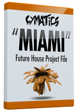 Cymatics Miami Future House DAW Templates