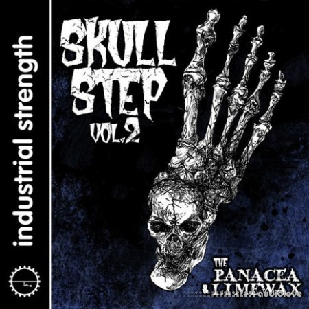 Industrial Strength The Panacea and Limewax Skullstep Vol.2 WAV REX AiFF