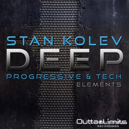 Outta Limits Stan Kolev Deep Progressive and Tech Elements WAV AiFF