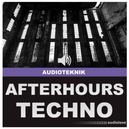 Audioteknik Afterhours Techno WAV