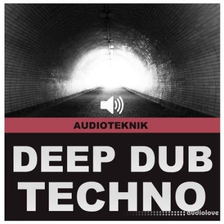 Audioteknik Deep Dub Techno WAV