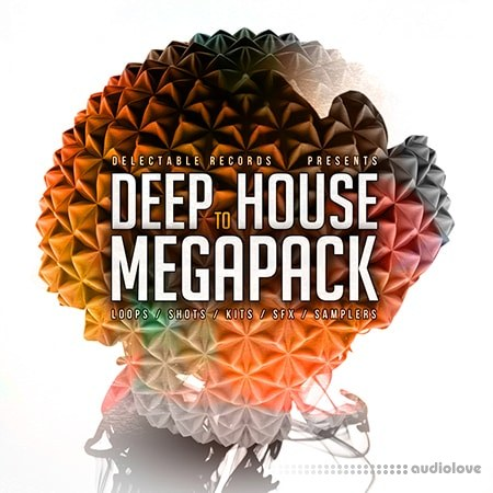 Delectable Records Deep To House Mega Pack MULTiFORMAT