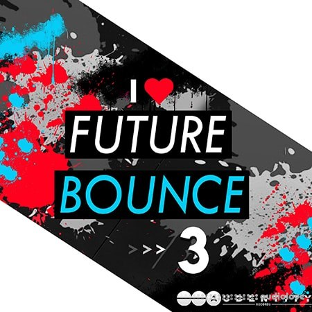 Audentity Records Future Bounce 3 WAV Synth Presets