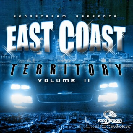 Song Stream East Coast Territory Vol.2 WAV MiDi DAW Templates