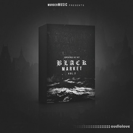 ZUPEKTASE ULT Kit Black Market Vol.2 WAV