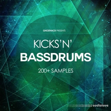 Ghosthack Kicks'n'Bassdrums WAV