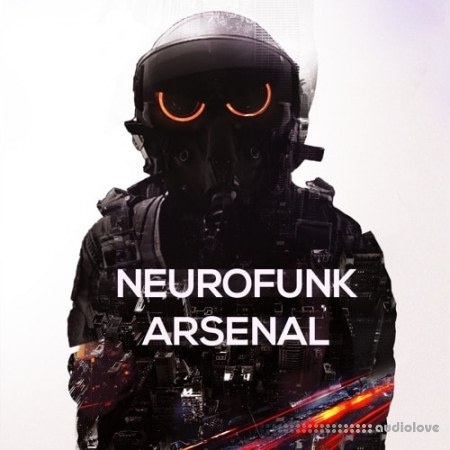 Ghosthack Neurofunk Arsenal WAV Synth Presets