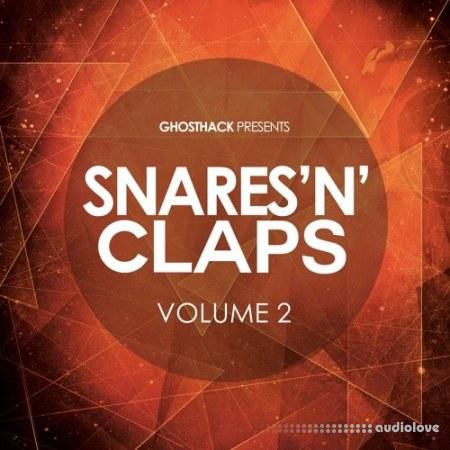 Ghosthack Snares'n'Claps Volume 2 WAV