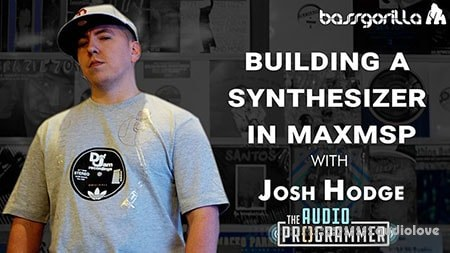 BassGorilla Building a Synthesizer in Max MSP with Josh Hodge TUTORiAL