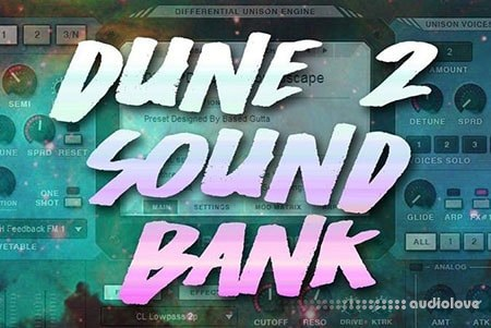 Based Gutta Ambient Sounds Dune 2 Sound Bank Synth Presets