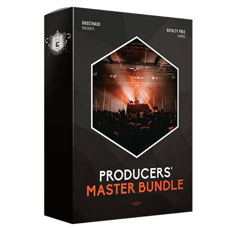Ghosthack Producers Master Bundle WAV MiDi Synth Presets
