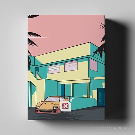 TheBeatPlug Vice City (Drum Kit) WAV