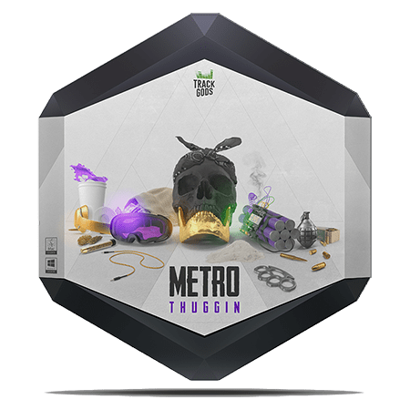 TrackGod Sounds Metro Thuggin Expansion TrackGod WiN