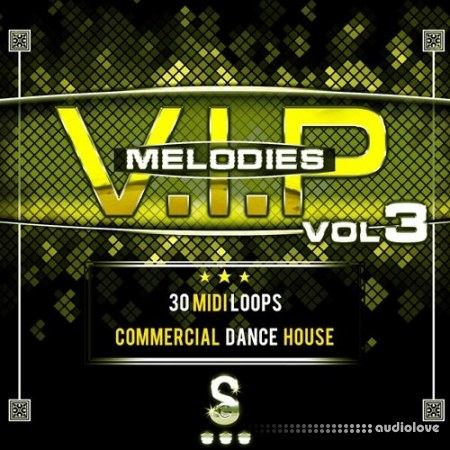 Golden Samples V.I.P Melodies Vol.3 WAV MiDi