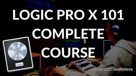 SkillShare Logic Pro X 101 Go From Total Beginner to Advanced in this Logic Pro X Complete Guide TUTORiAL