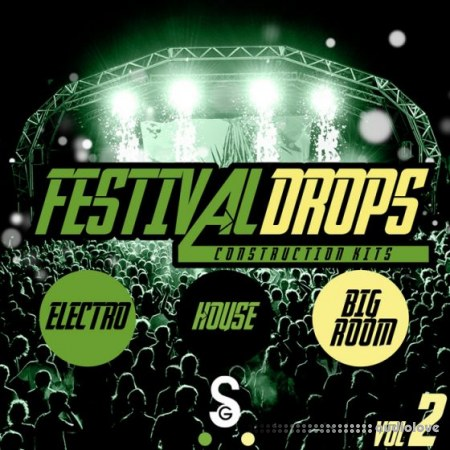 Golden Samples Festival Drops Vol.2 WAV MiDi
