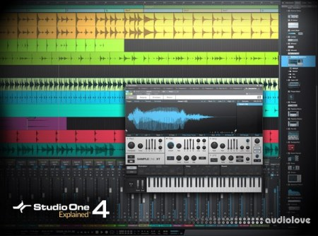 Groove3 Studio One 4 Explained TUTORiAL
