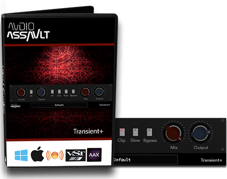 Audio Assault Transient+ v1.2 WiN MacOSX