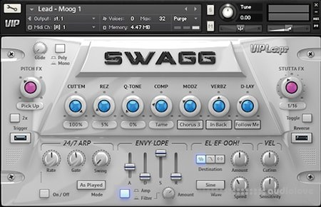 Big Fish Audio SWAGG KONTAKT