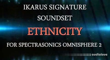 Ikarus Signature Soundset Ethnicity Synth Presets