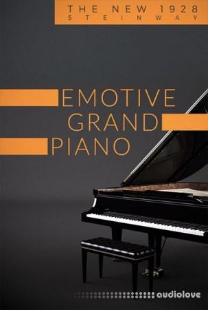 8Dio Legacy 1928 Steinway Scoring Piano KONTAKT