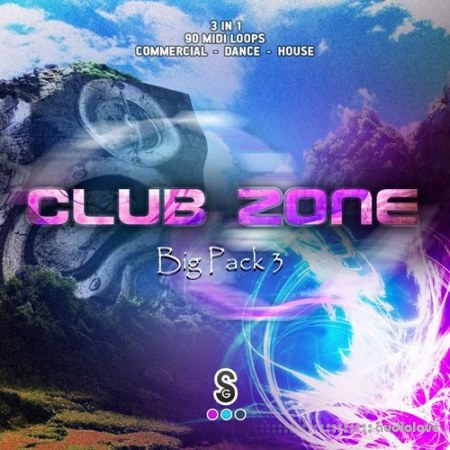 Golden Samples Club Zone Big Pack Vol.3 WAV MiDi