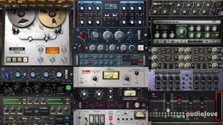 Universal Audio UAD-2 Powered Plug-Ins WiN MacOSX