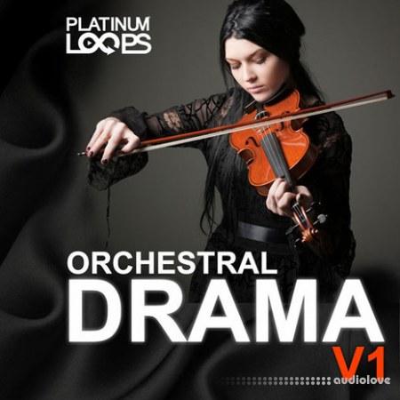 Platinumloops Orchestral Drama Vol.1 WAV MiDi REX AiFF