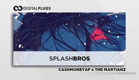 CashmoneyAP x The Martianz Splash Bros DRUM KIT WAV