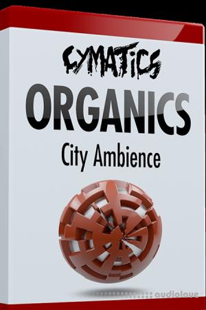 Cymatics Organics City Ambience WAV