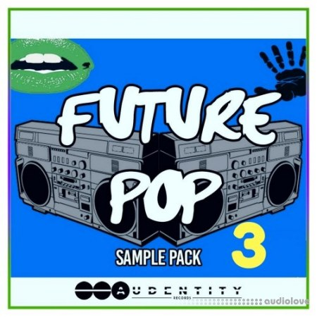Audentity Records Future Pop 3 WAV MiDi Synth Presets