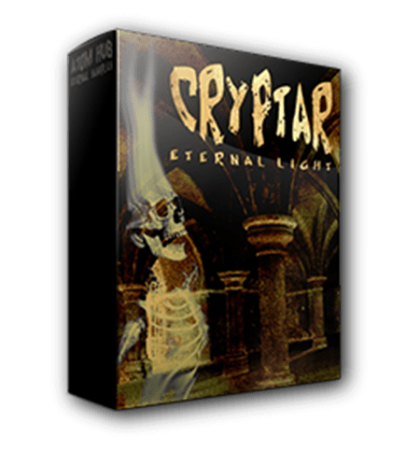 Atom Hub Cryptar Eternal Light KONTAKT