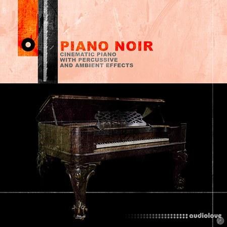 Ken Pond Design Piano Noir v1.1 KONTAKT
