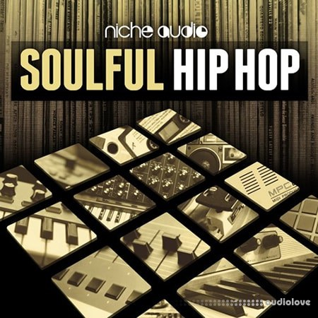 Niche Audio Soulful Hip Hop DAW Templates Maschine