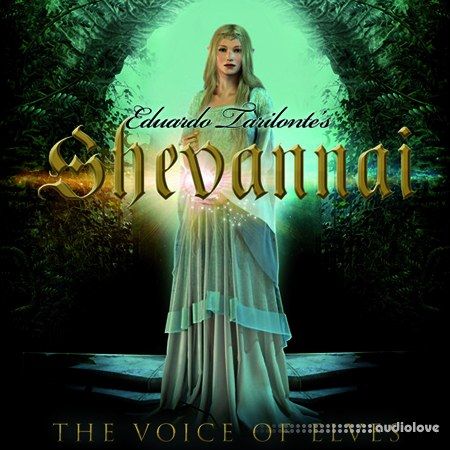 Best Service Shevannai the Voices of Elves KONTAKT